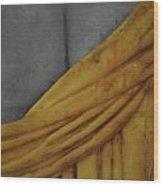 Derriere Goddess Wood Print