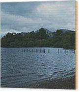 Derwentwater Early Wood Print