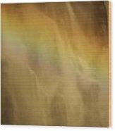Devil's Rainbow Wood Print