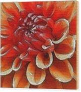 Dewey Mum Wood Print