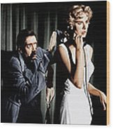 Dial M For Murder, From Left Anthony Wood Print