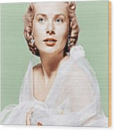 Dial M For Murder, Grace Kelly, 1954 Wood Print