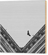 Diciasettegiugno2011 19.12 Wood Print