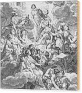 Diderot Encyclopedia Wood Print