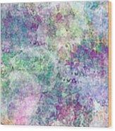 Digital Abstract II Wood Print