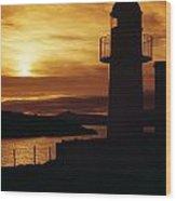 Dingle Lighthouse, Dingle Peninsula Wood Print