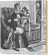 Discarded Lover, 1890s Wood Print