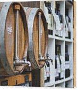 Diy Wine Wood Print