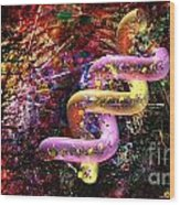 Dna Dreaming 6 Wood Print