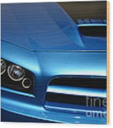 Dodge Charger Srt8 Super Bee Wood Print