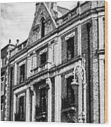 D'olier Chambers Wood Print