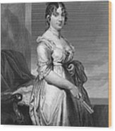 Dolley Payne Todd Madison Wood Print by Granger