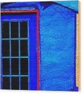 Door And Keys Wood Print