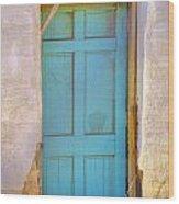 Doorway 2 Wood Print