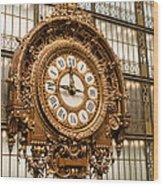 Dorsay Museum Paris France Wood Print