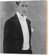 Douglas Fairbanks, Jr., Early 1930s Wood Print