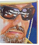 Dr John Wood Print by Terry J Marks Sr