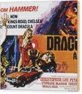 Dracula A.d. 1972, Stephanie Beacham Wood Print