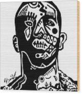Drake Wood Print