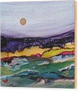 Dreamscape No. 165 Wood Print