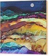 Dreamscape No. 173 Wood Print