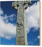 Drumcliffe, County Sligo, Ireland High Wood Print