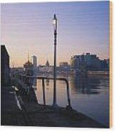 Dublin, Co Dublin, Ireland Wood Print