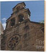 Dubrovnik Church Wood Print