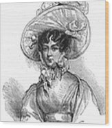 Duchess Of Kent (1786-1861) Wood Print by Granger