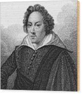 Dudley North (1602-1677) Wood Print