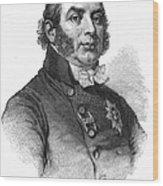 Duke Of Kent (1767-1820) Wood Print