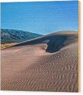 Dune 2 Wood Print