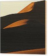 Dune Mood Wood Print
