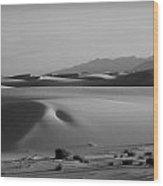 Dunes 5 Wood Print