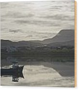 Dunfanaghy, County Donegal, Ireland Wood Print