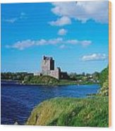 Dunguaire Castle, Co Galway, Ireland Wood Print