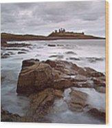 Dunstanburgh Castle II Wood Print