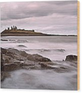 Dunstanburgh Castle IIi Wood Print