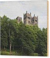 Durham Cathedral Wood Print