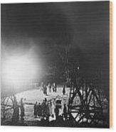 D.w. Griffith (1875-1948) Wood Print