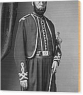 Edgar A. Kimball (1822-1863) Wood Print