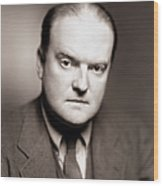 Edmund Wilson (1895-1972) Wood Print