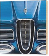 Edsel Wood Print