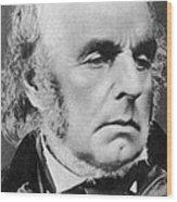 Edward Fitzgerald Wood Print