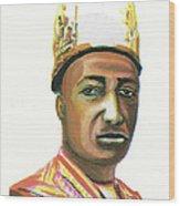Edward Frederick Mutesa II Wood Print