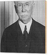 Edward L. Doheny, Oil Magnate Wood Print