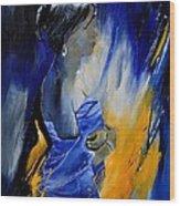 Eglantine 562130 Wood Print