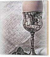 Elegant Easter  Wood Print