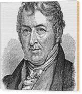 Eli Whitney (1765-1825) Wood Print