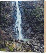 Ellenborough Falls Wood Print